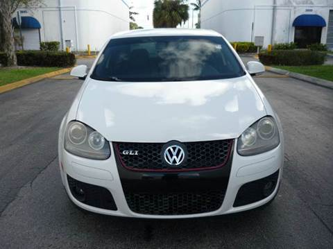 2009 Volkswagen GLI for sale at INTERNATIONAL AUTO BROKERS INC in Hollywood FL