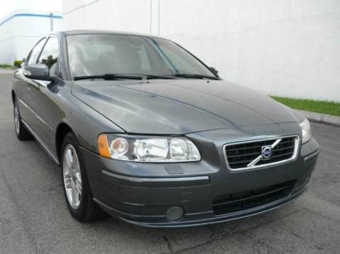 2008 Volvo S60 for sale at INTERNATIONAL AUTO BROKERS INC in Hollywood FL