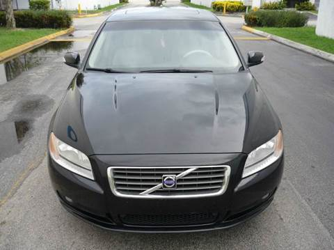 2009 Volvo S80 for sale at INTERNATIONAL AUTO BROKERS INC in Hollywood FL