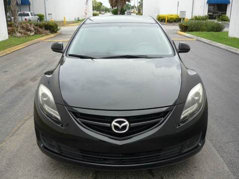 2011 Mazda MAZDA6 for sale at INTERNATIONAL AUTO BROKERS INC in Hollywood FL