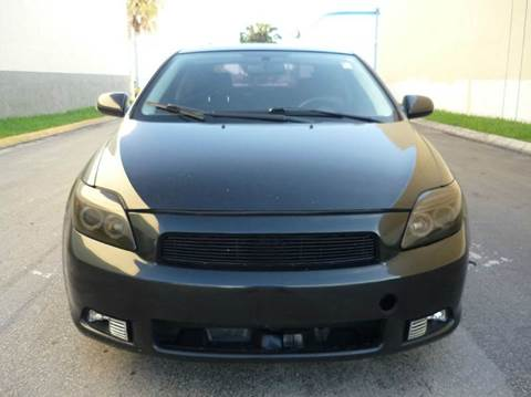 2007 Scion tC for sale at INTERNATIONAL AUTO BROKERS INC in Hollywood FL