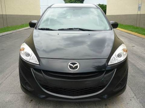 2012 Mazda MAZDA5 for sale at INTERNATIONAL AUTO BROKERS INC in Hollywood FL