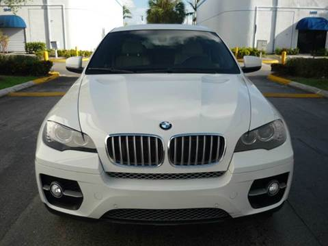 2011 BMW X6 for sale at INTERNATIONAL AUTO BROKERS INC in Hollywood FL