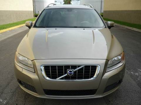 2009 Volvo V70 for sale at INTERNATIONAL AUTO BROKERS INC in Hollywood FL