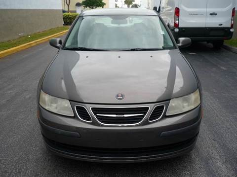 2007 Saab 9-3 for sale at INTERNATIONAL AUTO BROKERS INC in Hollywood FL