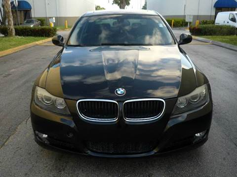 2009 BMW 3 Series for sale at INTERNATIONAL AUTO BROKERS INC in Hollywood FL