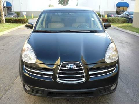 2006 Subaru B9 Tribeca for sale at INTERNATIONAL AUTO BROKERS INC in Hollywood FL