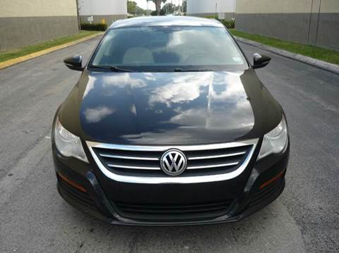 2011 Volkswagen CC for sale at INTERNATIONAL AUTO BROKERS INC in Hollywood FL