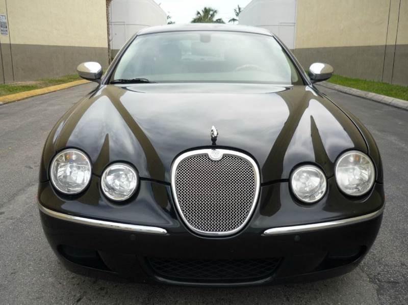 2008 Jaguar S Type 3.0 4dr Sedan Luxury   Hollywood FL