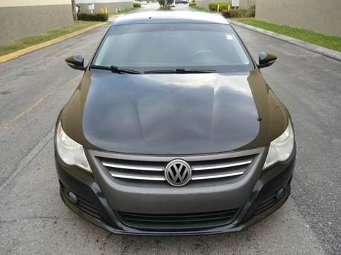 2010 Volkswagen CC for sale at INTERNATIONAL AUTO BROKERS INC in Hollywood FL
