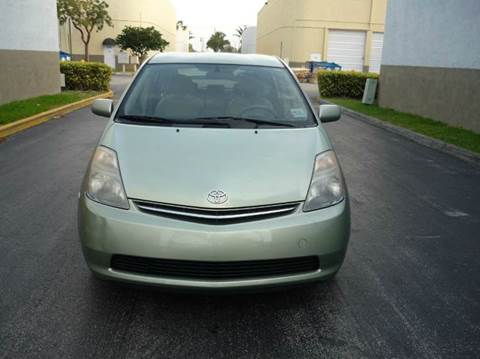 2007 Toyota Prius for sale at INTERNATIONAL AUTO BROKERS INC in Hollywood FL