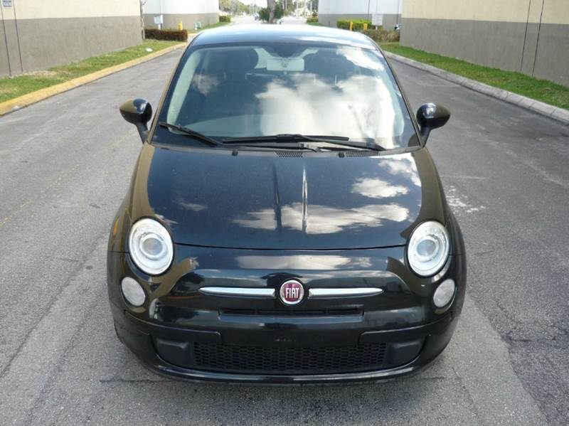 2013 FIAT 500 for sale at INTERNATIONAL AUTO BROKERS INC in Hollywood FL