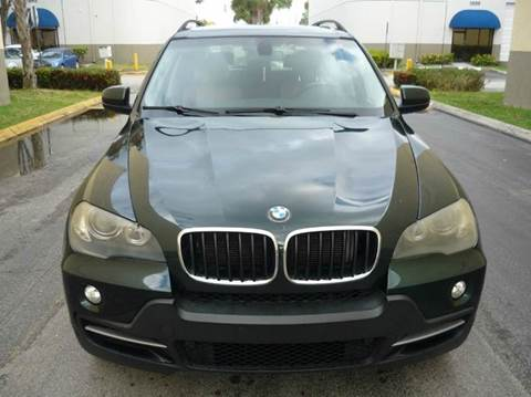 2008 BMW X5 for sale at INTERNATIONAL AUTO BROKERS INC in Hollywood FL