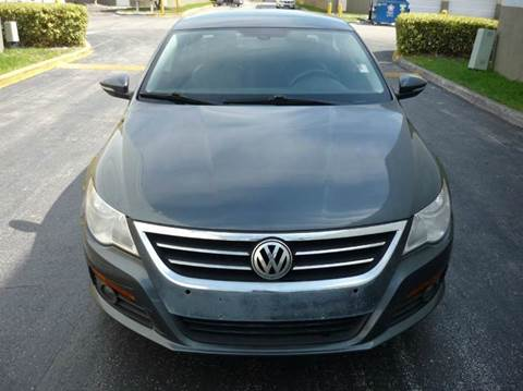 2009 Volkswagen CC for sale at INTERNATIONAL AUTO BROKERS INC in Hollywood FL