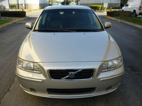 2009 Volvo S60 for sale at INTERNATIONAL AUTO BROKERS INC in Hollywood FL