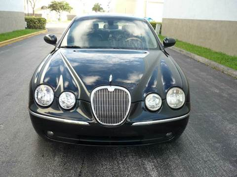 2005 Jaguar S-Type for sale at INTERNATIONAL AUTO BROKERS INC in Hollywood FL