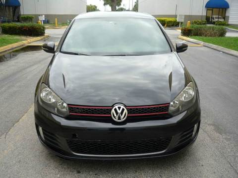 2010 Volkswagen GTI for sale at INTERNATIONAL AUTO BROKERS INC in Hollywood FL