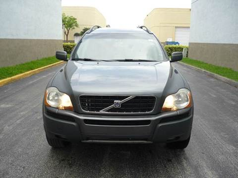 2006 Volvo XC90 for sale at INTERNATIONAL AUTO BROKERS INC in Hollywood FL