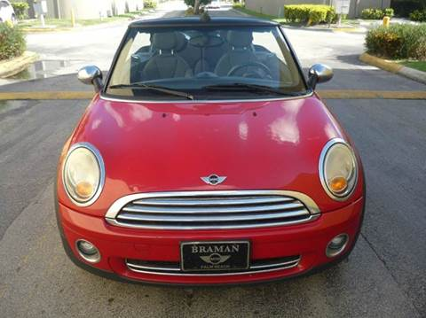 2010 MINI Cooper for sale at INTERNATIONAL AUTO BROKERS INC in Hollywood FL