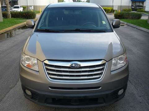 2008 Subaru Tribeca for sale at INTERNATIONAL AUTO BROKERS INC in Hollywood FL