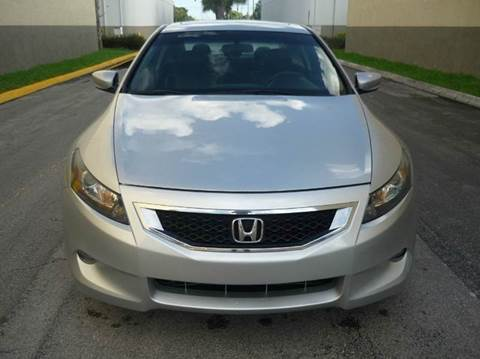 2008 Honda Accord for sale at INTERNATIONAL AUTO BROKERS INC in Hollywood FL