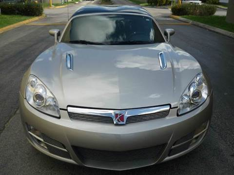 2008 Saturn SKY for sale at INTERNATIONAL AUTO BROKERS INC in Hollywood FL