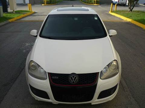 2009 Volkswagen GTI for sale at INTERNATIONAL AUTO BROKERS INC in Hollywood FL