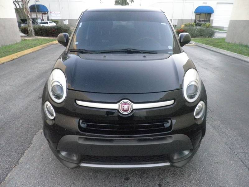 2014 FIAT 500L for sale at INTERNATIONAL AUTO BROKERS INC in Hollywood FL