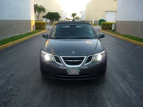 2010 Saab 9-3 for sale in Hollywood, FL