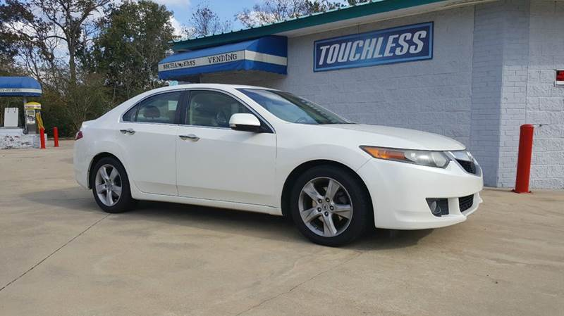 2009 Acura TSX for sale at Wheel Tech Motor Vehicle Sales in Maylene AL