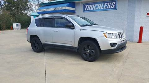 2011 Jeep Compass for sale at Wheel Tech Motor Vehicle Sales in Maylene AL