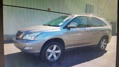2005 Lexus RX 330 for sale at Wheel Tech Motor Vehicle Sales in Maylene AL