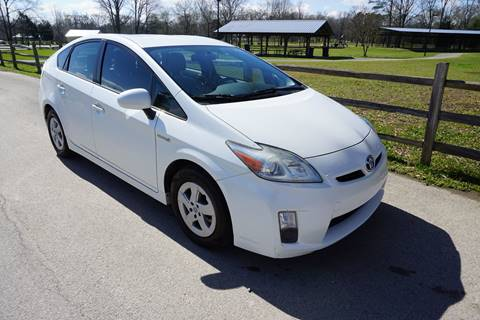 2010 Toyota Prius for sale at Wheel Tech Motor Vehicle Sales in Maylene AL