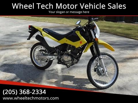 2015 Suzuki DR 200S for sale in Alabaster, AL