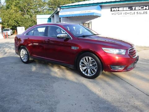 2013 Ford Taurus for sale in Alabaster, AL