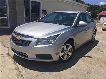2013 Chevrolet Cruze for sale in Barnwell, SC