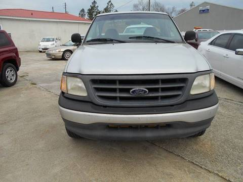 2000 Ford F-150 for sale in Barnwell, SC