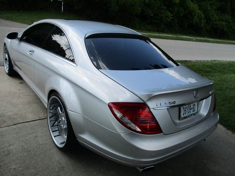 2007 Mercedes-Benz CL-Class CL 550 2dr Coupe - Kansas City MO