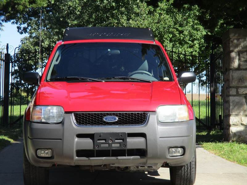 2002 Ford Escape for sale at Blue Ridge Auto Outlet in Kansas City MO