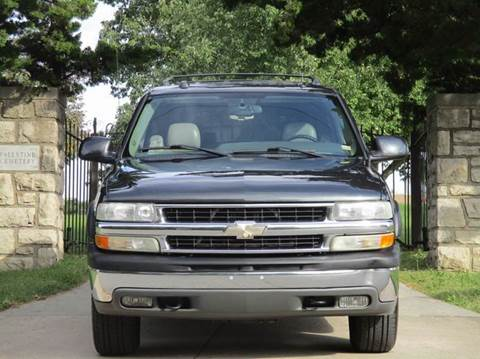 2005 Chevrolet Tahoe for sale at Blue Ridge Auto Outlet in Kansas City MO
