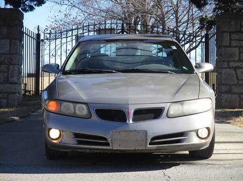 2003 Pontiac Bonneville for sale at Blue Ridge Auto Outlet in Kansas City MO