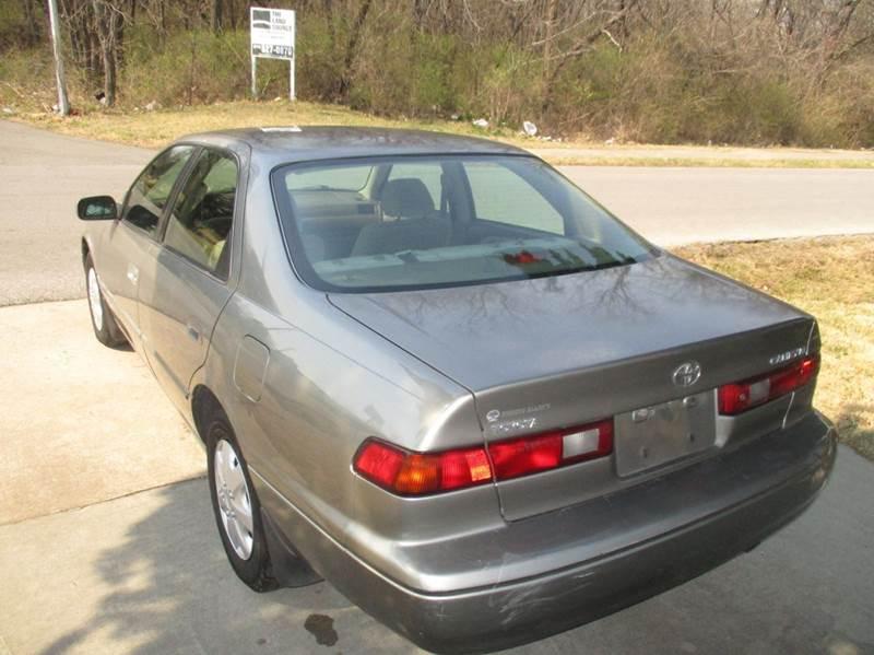 1997 Toyota Camry LE 4dr Sedan - Kansas City MO