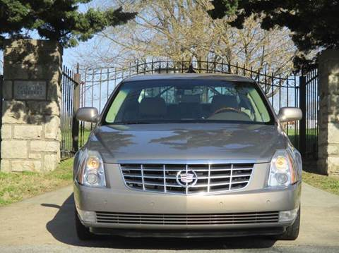2006 Cadillac DTS for sale at Blue Ridge Auto Outlet in Kansas City MO