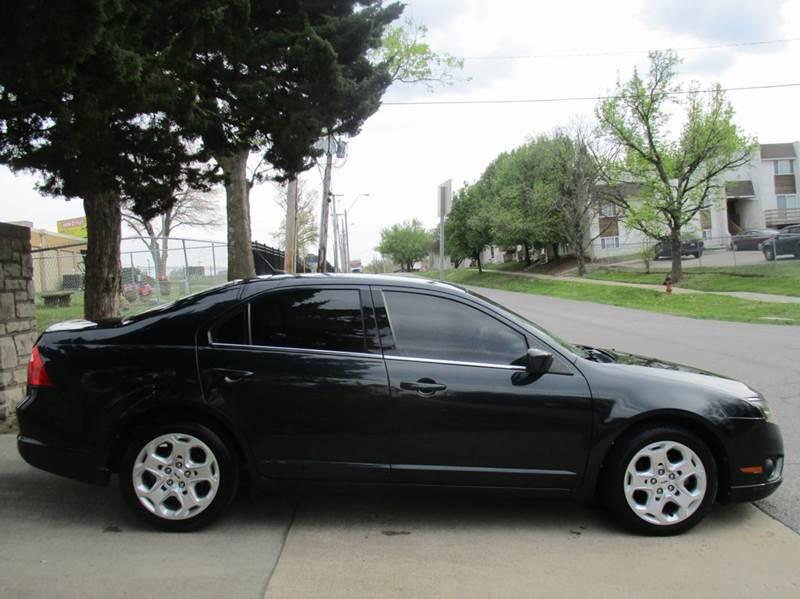 2010 Ford Fusion SE 4dr Sedan - Kansas City MO