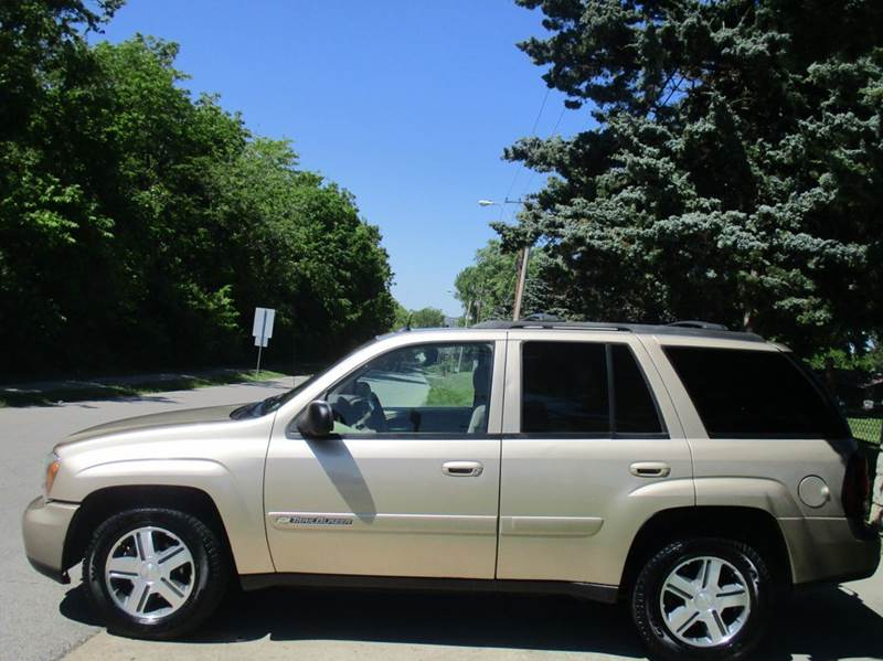 2004 Chevrolet TrailBlazer LT 4WD 4dr SUV - Kansas City MO