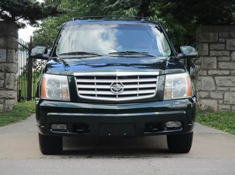 2003 Cadillac Escalade for sale at Blue Ridge Auto Outlet in Kansas City MO