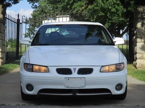 2000 Pontiac Grand Prix for sale in Kansas City, MO