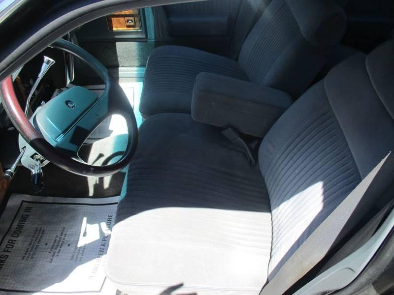 1989 Buick Century Custom 4dr Sedan - Kansas City MO