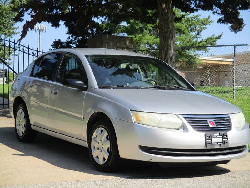 2006 Saturn Ion 2 4dr Sedan w/Automatic - Kansas City MO
