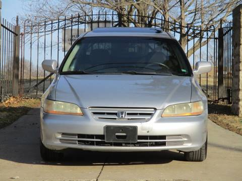 2001 Honda Accord for sale in Kansas City, MO